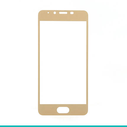 Стекло TOTO 2.5D Full Cover Tempered Glass Meizu m3s (soft edges), фото 2