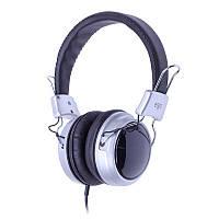 Навушники накладні Ergo VD-350 Black (5957725)