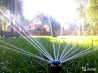 Автоматический полив в Змиеве (Харьковская область)