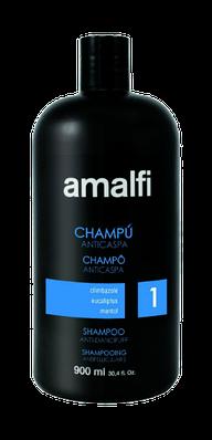 Шампунь профессиональный от перхоти Amalfi 900 ml Испания