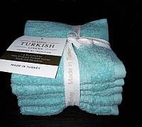 Набор кухонных полотенец 30*30 Turkish (голубой)