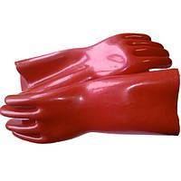 Перчатки диэлектрические бесшовные, Евросервис (000019010)