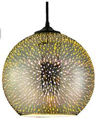 Светильник 3D QUANTUM/CHROM - 1
