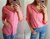 Рубашка женская (цвета) СЕР212, фото 1