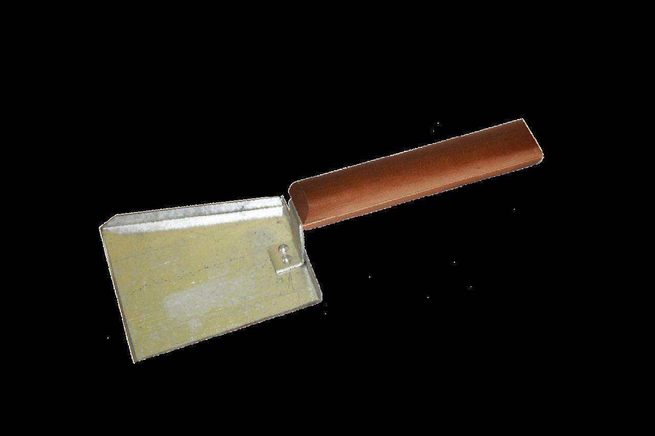 Скребок – лопатка пасечная (оцинкованная сталь)
