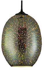 Светильник 3D QUANTUM/CHROM - 2