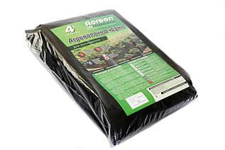 Агроволокно  50- (1.6м х 10мп) черное в пакетах Agreen