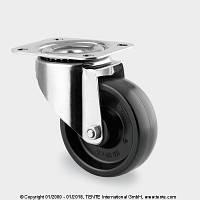 Термостойкая поворотная опора 3470BOG080P62, Ø 80 мм