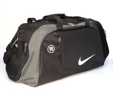 Спортивная сумка Nike 8001 B (55 см)