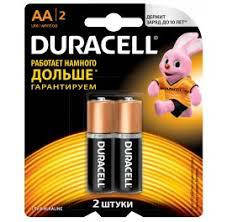Батарейки DURACELL AA /LR6 (original) Цена за 1ШТ