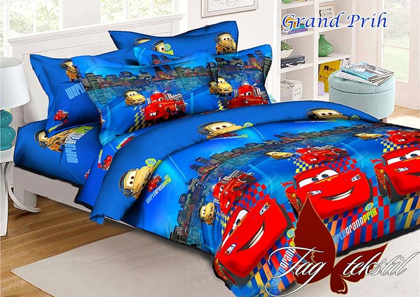 Комплект постельного белья для детей полуторный Grand Prih (ДП-Grand Prih)