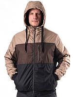 Мужская демисезонная куртка пр-во. Украина KD457-2