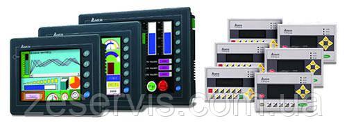 Панели оператора (HMI) Delta Electronics (в ассортименте)