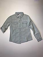 Рубашка детская Pepperts на девочку 9-10 лет, рост 140