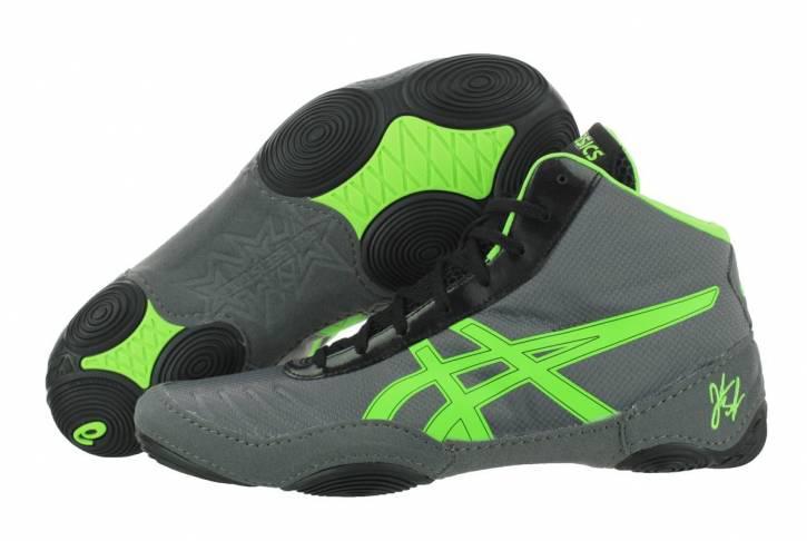 Борцовки, боксерки Asics JB Elite V2.0 (р-р 45), Обувь для борьбы Асикс. Обувь для бокса Asics.