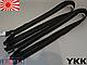 YKK металл ст.никель №3 1бег 50cm,60cm,70cm, фото 4
