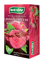 Belin Фруктовый чай с малиной, 20 пакетиков