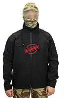 Куртка Soft-Shell Ронин Black, фото 1