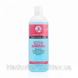 JERDEN PROFF ARTIFICIAL NAIL TIP REMOVER 500 ML