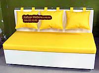 """Диван для кухни """"Комфорт"""" со спальным местом маленьким 1400*650мм."""