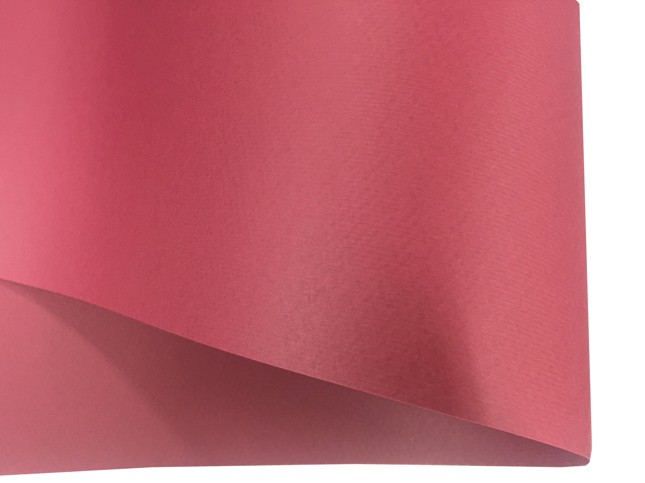 Дизайнерский картон Bordeaux, бордовый с тиснением волны, 260 гр/м2