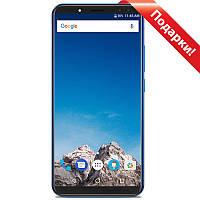 """★Смартфон 6"""" Vernee X 6/128GB Blue Helio P23 камера 16 Мп автофокус 6200 mAh Android 7.0 гнутое стекло 2.5D"""