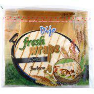Тортилья гриль пшеничная Dijo, 25см (4шт)