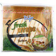 Тортилья гриль пшеничная Dijo, 25см (4шт), фото 1