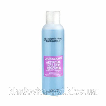 JERDEN PROFF ARTIFICIAL NAIL TIP REMOVER 150 ML, фото 2