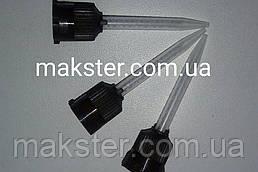 Канюли насадки для замешивания 1:1, 40 мм, 10 шт.