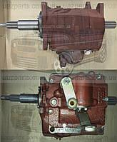 Коробка переключения передач (КПП) УАЗ-452 в сборе 4-синх.Н/О под лепестковую корзину