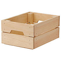 IKEA KNAGGLIG Коробка, сосна  (102.923.57)