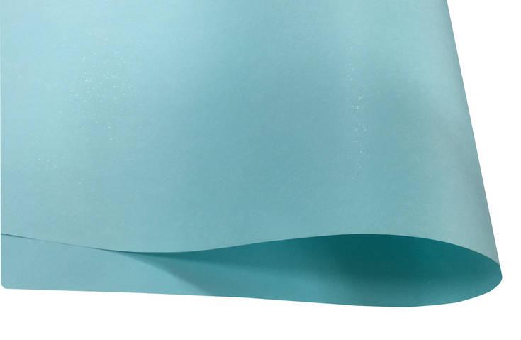 Дизайнерская бумага Hyacinth Star Rain, светло-голубая, 120 гр/м2