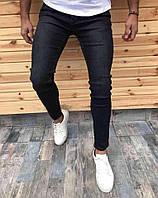 Мужские джинсы черные