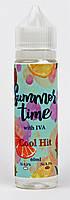 Жидкость для электронных сигарет Ivavape-Cool Hit 60мл (клубника+лайм+бергамот)