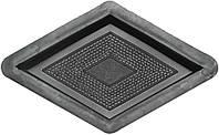 Форма для тротуарной плитки Ромб малый