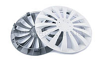Колпаки колесные MERIDIAN, радиус R14, комплект 4шт, Jestic