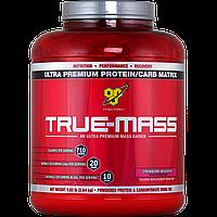 BSN - True Mass Gainer (2,7 kg) - strawberry