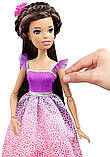 Барби Сказочно-длинные волосы Брюнетка, фото 8