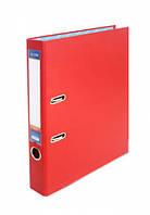 Папка-регистратор А4 5см красная, (собранная)
