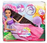 Барби Сказочно-длинные волосы Брюнетка, фото 10