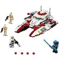 Лего звездные войны Боевой танк Республики Конструктор LEGO Star Wars  75182