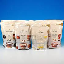 Шоколадні драже Crispearls Barry Callebaut в полуничному шоколаді 0,8 кг, фото 3