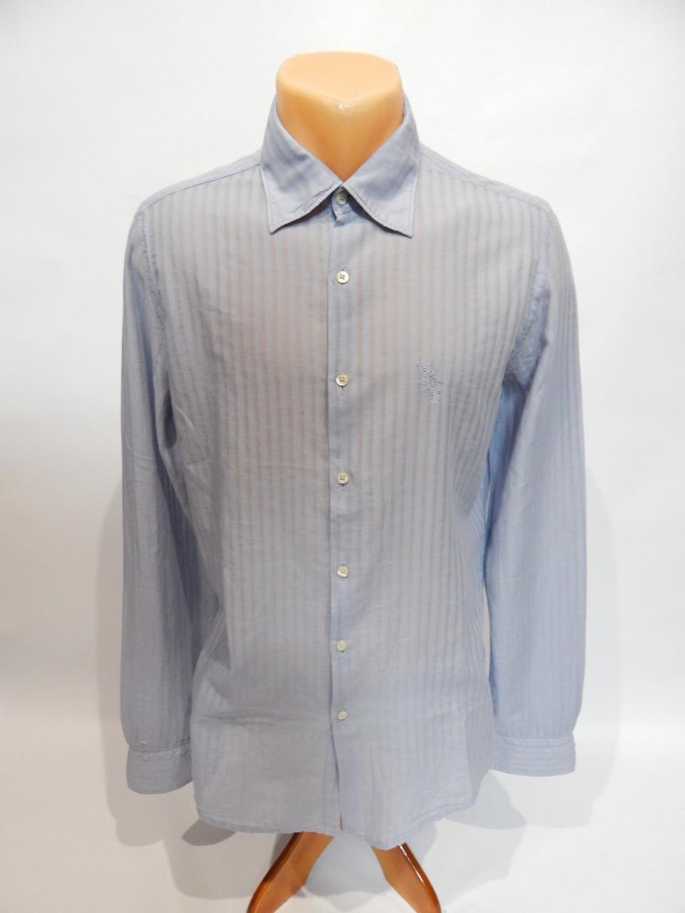 Чоловіча сорочка довгим рукавом Hummock Graduate 013ДР р. 48