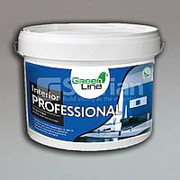 Интерьерная акриловая краска для стен и потолков INTERIOR PROFESSIONAL, 10л, 15кг
