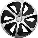 Колпаки колесные Jestic Roco Ring Mix R14, фото 2