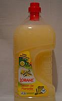 Жидкий гель для стирки белья Lorane savon de marseille 3 л.