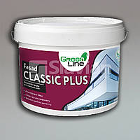 Фасадная акриловая краска FASAD CLASSIC PLUS, 10л, фото 1
