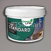 Фасадная акриловая краска FASAD STANDARD, 10л