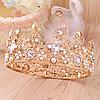 Диадема высокая тиара корона и серьги АЗАРИКА иле Dolce&Gabbana украшения, фото 2